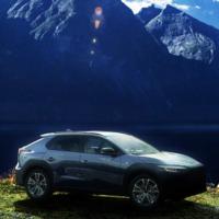 Subaru confirma con estas nuevas imágenes que el nuevo Solterra será idéntico al Toyota bZ4X