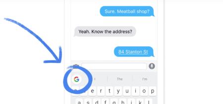 Google actualiza su teclado para iOS y lo hace compatible con 3D Touch