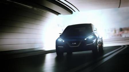 Nissan Sway concept, ¿eres tú el próximo Micra?