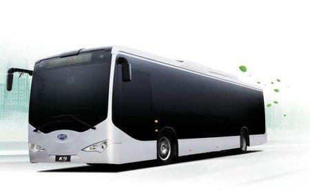 K9 e-BUS llega de la mano de BYD y Grupo Bergé