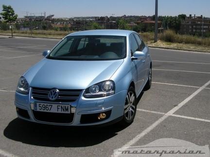 Prueba: Volkswagen Jetta (parte 1)