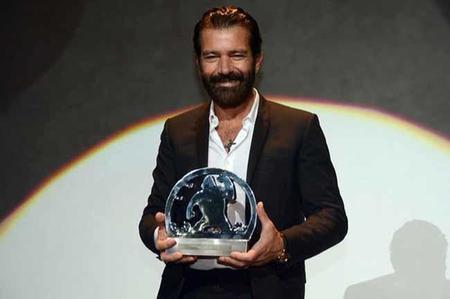 El premio Honorífico de Antonio Banderas en Sitges, la imagen de la semana