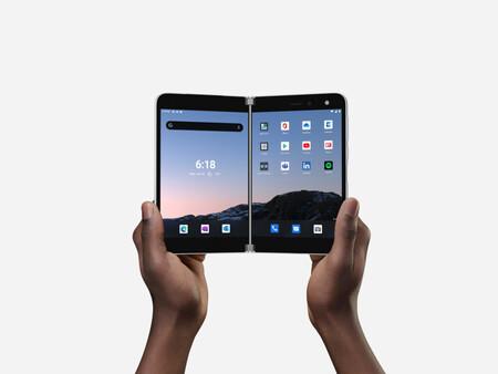 Microsoft anuncia que el Surface Duo de primera generación actualizará a Android 11 antes de final de año