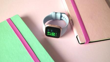 defb5b1d4 Fitbit Versa, análisis: la pulsera deportiva que quería ser un smartwatch