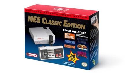 Nes Classic Console 03