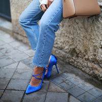 Si te gusta Carrie Bradshaw y Manolo Blahnik, pero no tienes demasiado presupuesto, no puedes perderte estos zapatos low-cost