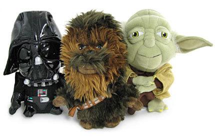 Nueva raza de <em>peluchianos</em> en el universo Star Wars