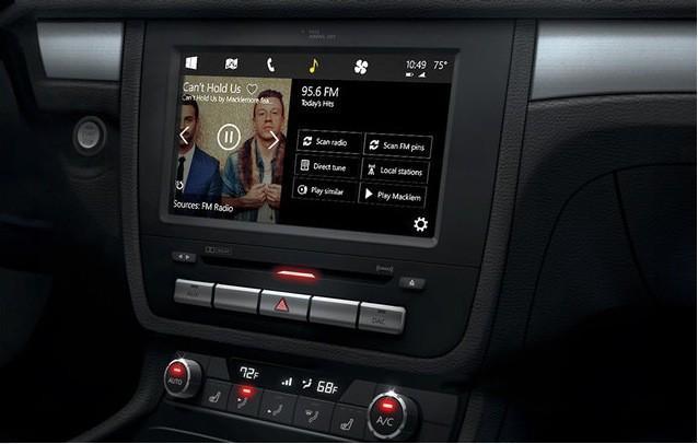 Windows para el coche competirá directamente con Apple CarPlay