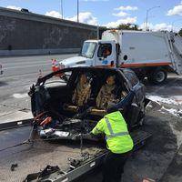 Tesla, demandada por la familia del conductor que murió en accidente de tráfico mientras viajaba con el Autopilot activado