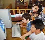 Los niños prefieren las nuevas tecnologías a la televisión
