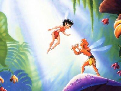 Animación | 'Ferngully, las aventuras de Zak y Crysta', de Bill Kroyer