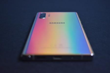 Samsung Galaxy Note 10 Plus Analisis Mexico Aura Glow