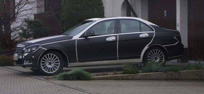 Mercedes Clase C 2008
