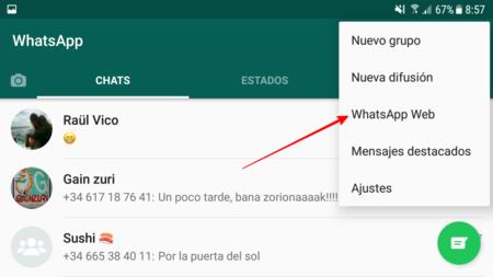 Abrir WhatsApp Web