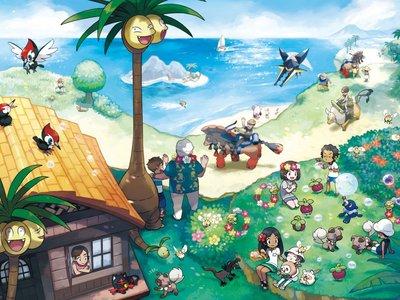 Análisis de Pokémon Sol y Luna, la guinda del pastel del 20 aniversario de Pokémon