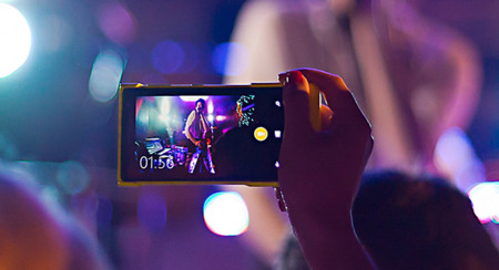 Nokia Lumia 1020 Video Capture