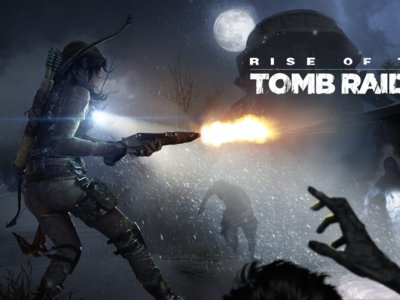 ¿Alan Wake? No, ¡Lara Croft!  Rise of the Tomb Raider muestra 10 minutos jugables de su nuevo DLC