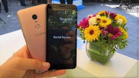 Alcatel 1x Android Go Precio Mexico