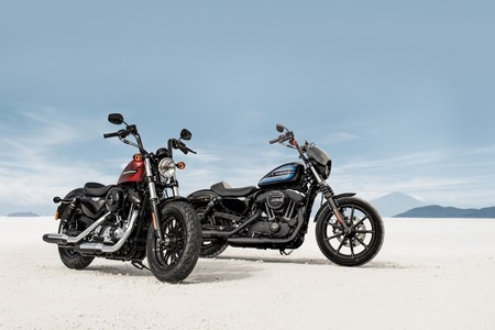 Harley Davidson Forty Eight Special 2
