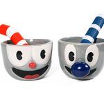 Las tazas de Cuphead y un buen café es lo que necesitas para arrancar el día con energía
