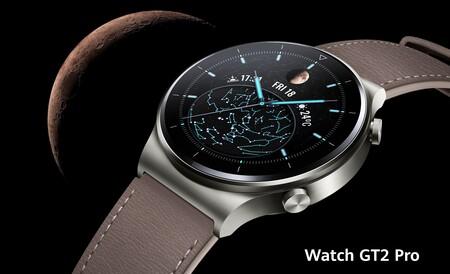 Huawei Watch GT2 Pro en oferta por el Buen Fin 2020