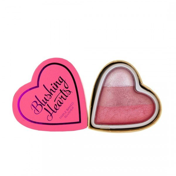 I Heart Revolution  Blushing Hearts Coloretes Cocidos