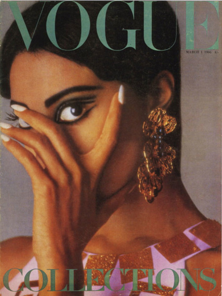 Donyale Vogue