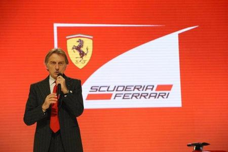 A Luca Cordero di Montezemolo no le gusta esta Fórmula 1