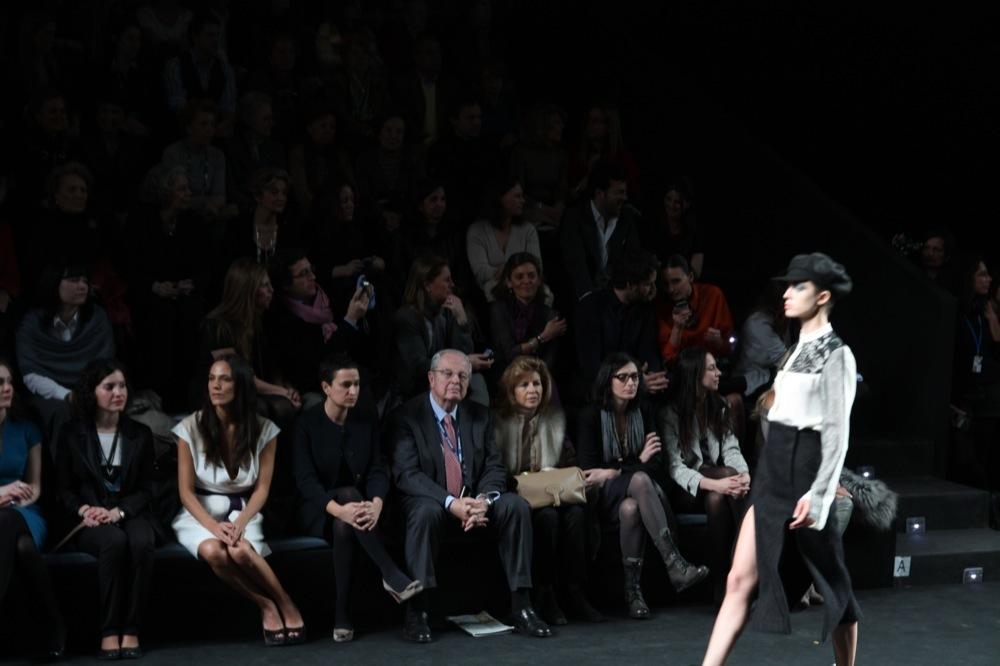 Foto de Jesús del Pozo en la Cibeles Fashion Week Otoño-Invierno 2011/2012 (62/71)