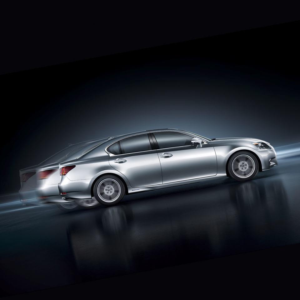Foto de Lexus GS 450h (2012) (56/62)