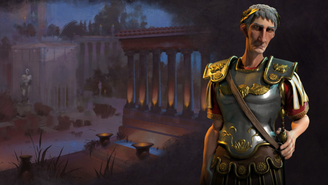 Civilizationvi Rome Trajan Hero