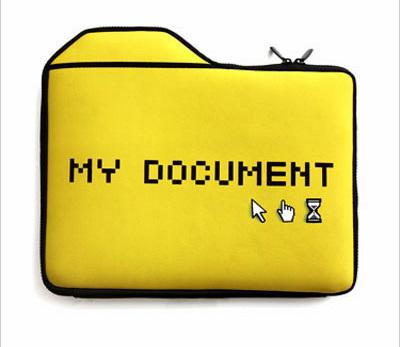 my document laptop