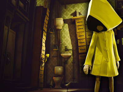 Little Nightmares, Lovecraft, y una partida en el garaje. All Your Blog Are Belong To Us (CCCXCVII)