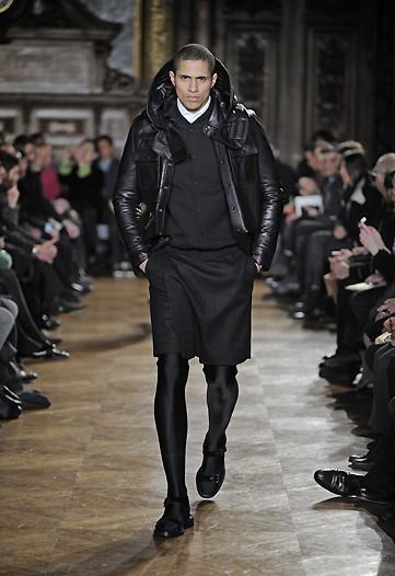 Givenchy, Otoño-Invierno 2010/2011 en la Semana de la Moda de París