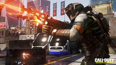 La beta de CoD: Infinite Warfare ofrece un modo extra y 24 horas para que lo pongas a prueba