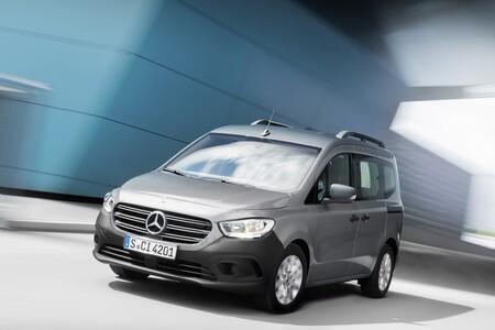 Mercedes Benz Citan 2022 029