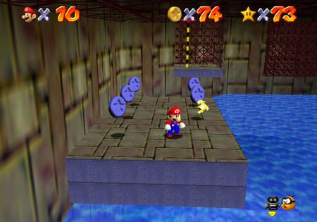Super Mario 64 Mundo9 Estrella7 02