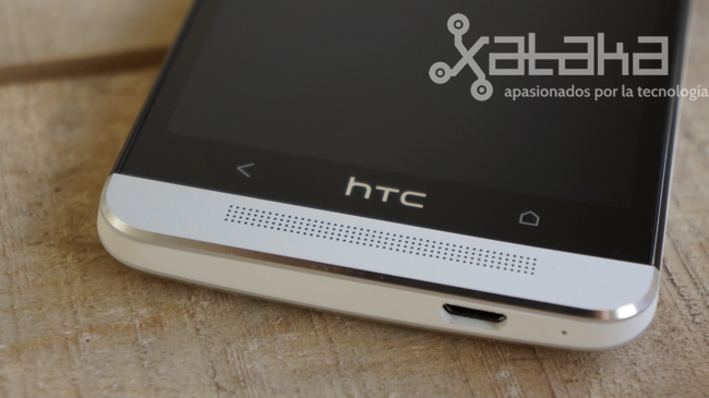 HTC One análisis controles Android