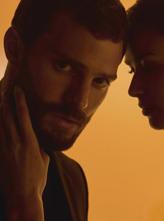 Jamie Dornan, el maestro de la seducción como imagen para lo nuevo de BOSS The Scent