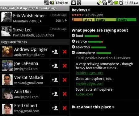Google Maps funciones sociales