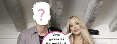 Esta es la identidad del supuesto nuevo novio famoso internacional de Mayka ('La Isla de las Tentaciones')