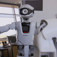 Este robot es capaz de inventarse su propio idioma para interactuar con los demás