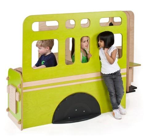 Foto de Mesas infantiles con formas divertidas (1/5)