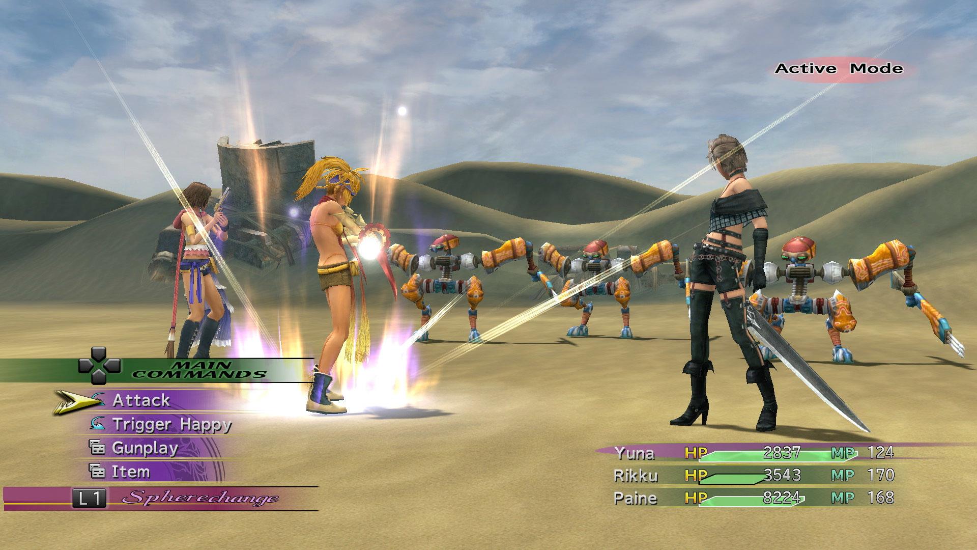 Foto de Final Fantasy X/X-2 HD Remaster (15/18)