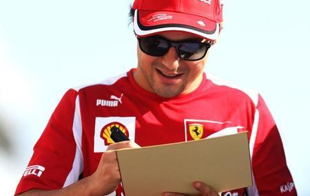 Ferrari explica las razones para renovar a Felipe Massa