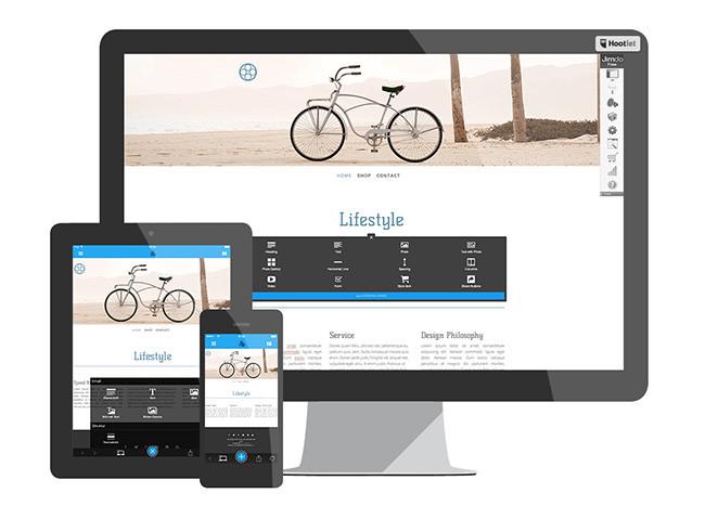 Jimdo, servicio online para crear tu web fotográfica: lo hemos probado