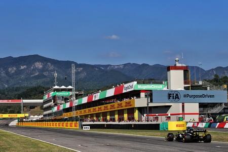 Ricciardo Mugello F1 2020