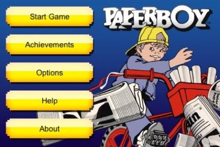 Paperboy, vuelve a repartir la prensa un cuarto de siglo después