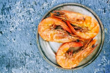 Cooked Crustacean Cuisine 725992
