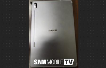 Se filtran más características del Samsung Galaxy Tab S6: lector de huellas en pantalla y doble cámara entre ellas